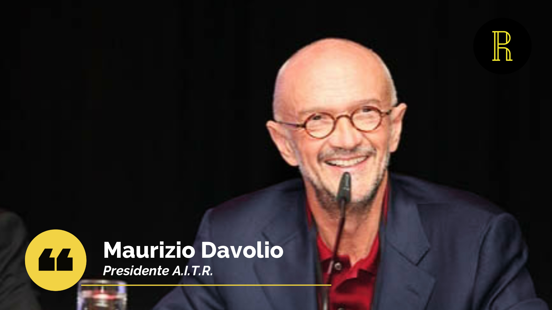 Custodi del futuro – Incontro con Maurizio Davolio