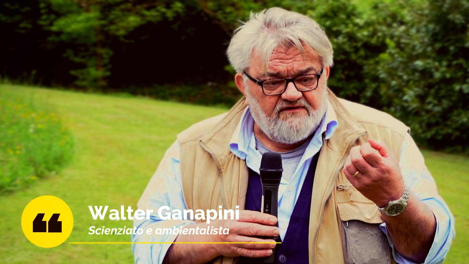 Custodi del futuro – Incontro con Walter Ganapini