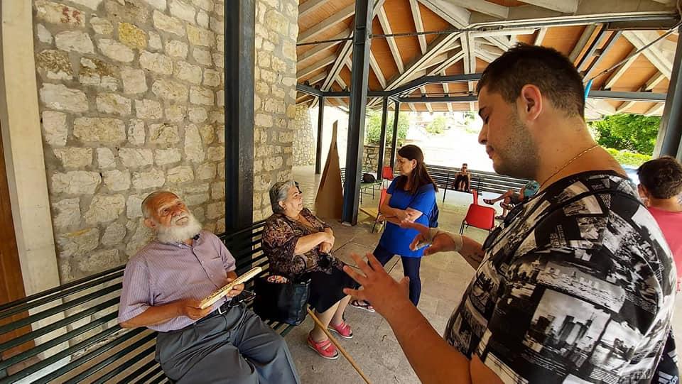 Rockability è comunità I co-housing di Roccaporena: una comunità diffusa per neomaggiorenni